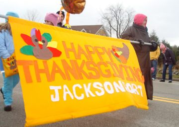 Jacksonport Thanksgiving Day Parade & Benefit