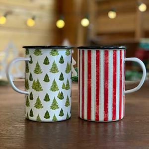 Coffee - holiday mugs
